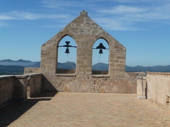 Castell de Capdepera: Top of Castle