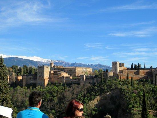 Mirador de San Nicolas: fantastic view