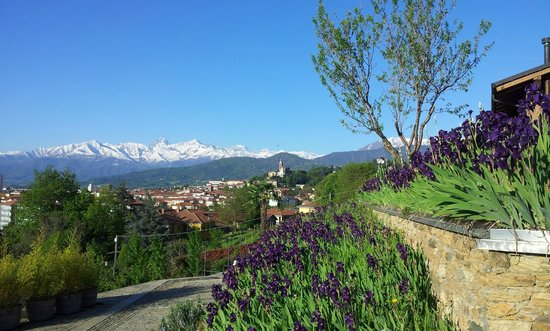 Residenza La Beccata: View from the garden