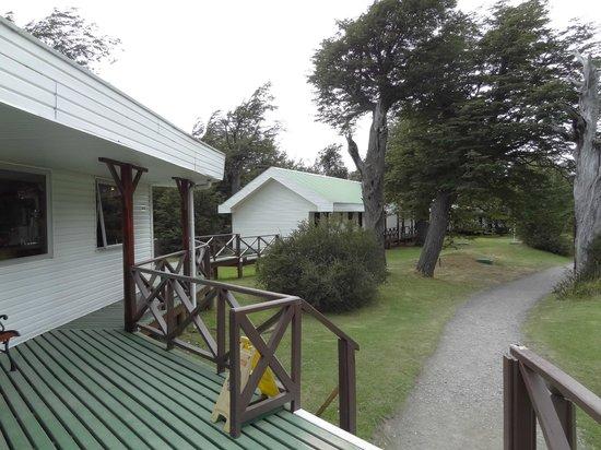 Lago Grey Hosteria and Navegacion: Apartamentos