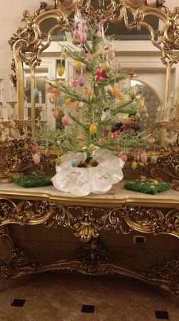 Hotel Belle Epoque: Easter Decoration à la Belle Époque