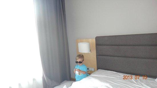 Sopot Marriott Resort & Spa: room