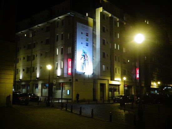 Ibis Brussels Centre Sainte Catherine: excellent hotel et pas cher