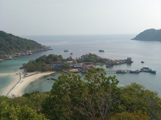 Nangyuan Island Dive Resort: The paradise from above