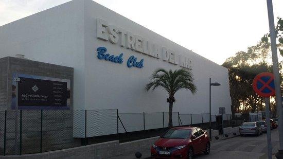 Hotel Vincci Seleccion Estrella del Mar: Beach club