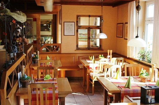 Hotel Bohm Restaurant