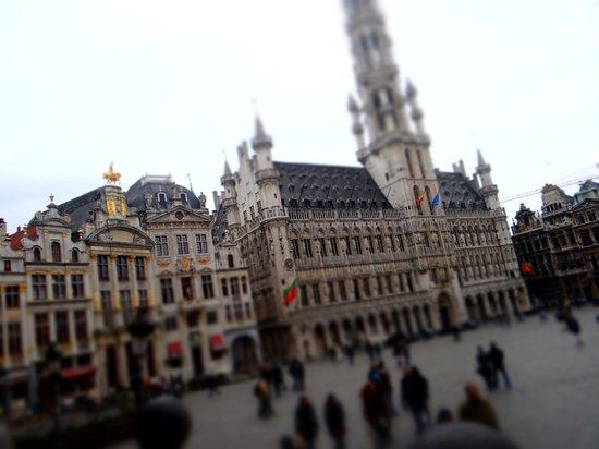 Grand Place/Grote Markt: magnifique place de Bruxelles
