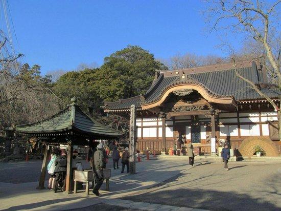 Jindai-ji Temple : Храм