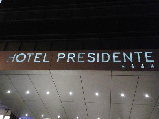 Hotel Presidente Luanda : Ingresso