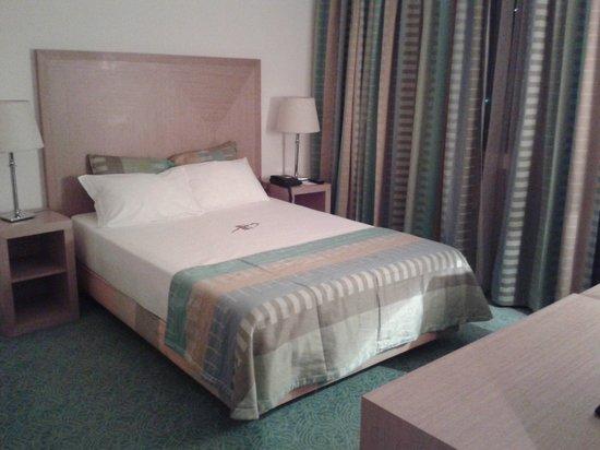 Hotel Presidente Luanda : Camera letto