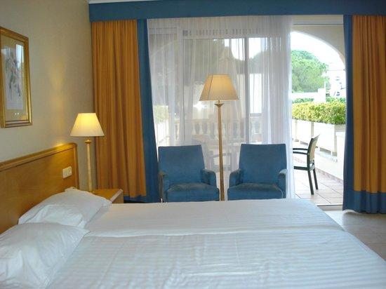 Hotel Barcarola : kamer