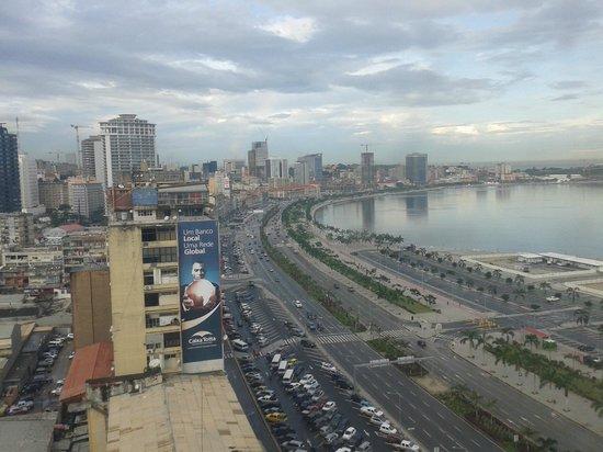 Hotel Presidente Luanda : baia del porto di Luanda