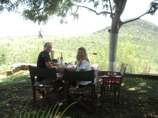 Southern Palms Beach Resort: High in the Kenya Hills