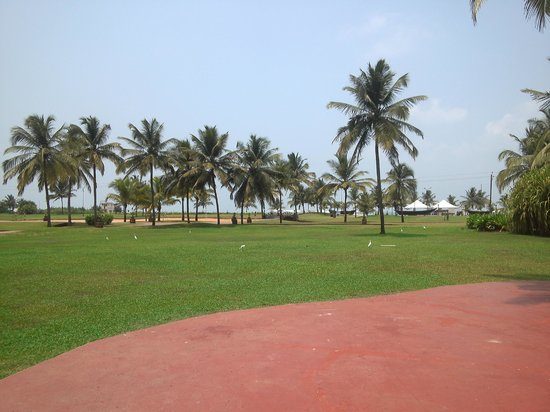 Holiday Inn Resort Goa: view