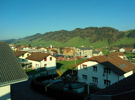 Bed & Breakfast im Entlebuch / Hasle : View from the balcony