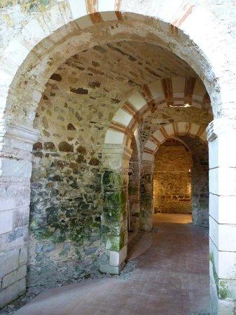Jardin des simples site de l 39 abbatiale d as saint for Piscine saint philbert de grand lieu