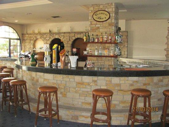 Navarria Hotel: Bar