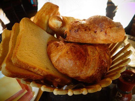 La Brouette : excellent petit dej dans un cadre cosy