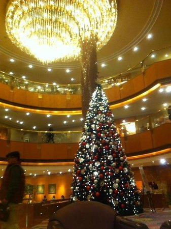 Yokohama Bay Sheraton Hotel and Towers : ロビー