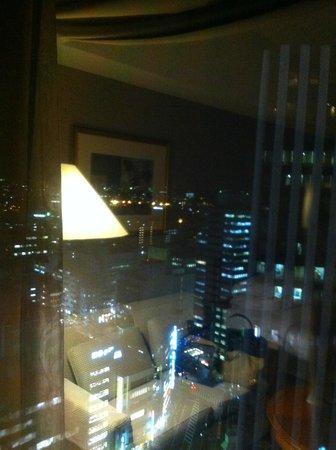 Yokohama Bay Sheraton Hotel and Towers : 部屋から