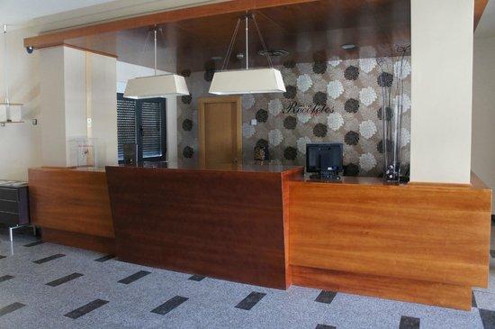 Hotel IBB Recoletos Coco Salamanca: RECEPCION