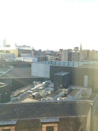 Novotel Liverpool: View
