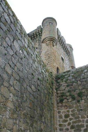 Parador de Oropesa: Dentro del Parador, el Castillo de Oropesa