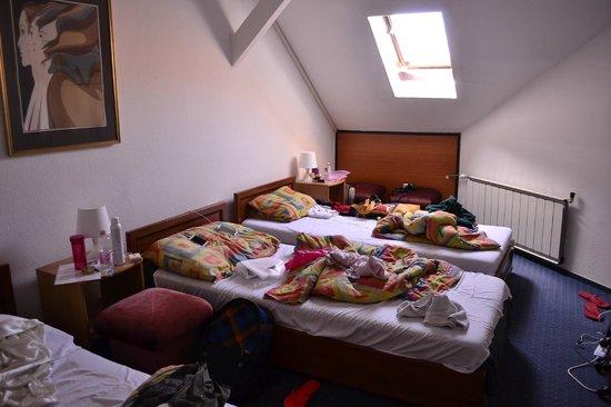 Fortuna City Hotel: My room
