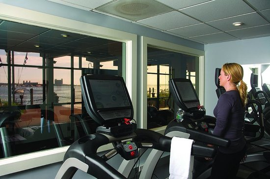 Boston Yacht Haven Inn & Marina: Fitness Center