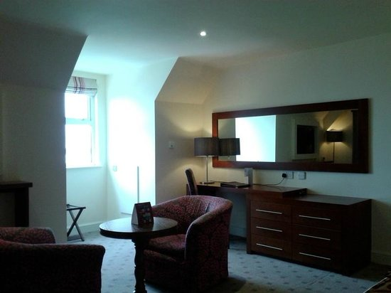 Hodson Bay Hotel: Accessible Bedroom