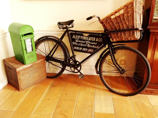 The Little Museum of Dublin: In the museum