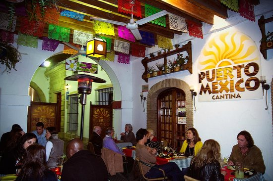 Puerto Mexico Cantina: Local en Primavera