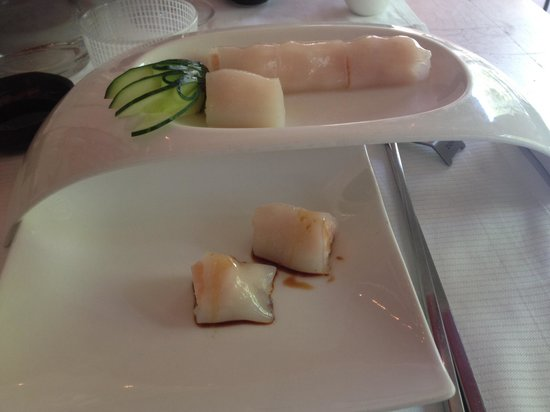 Ba Asian Mood : Cannelloni di riso