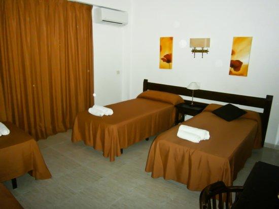 Hotel Galera : Habitacion 2 pax