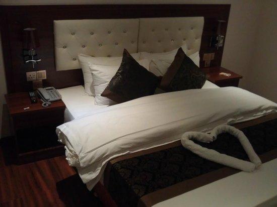 Sun Tan Beach Hotel : camera