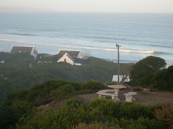 Sandpiper Guest Cottages and The Oystercatcher Trail : Boggemsbaai