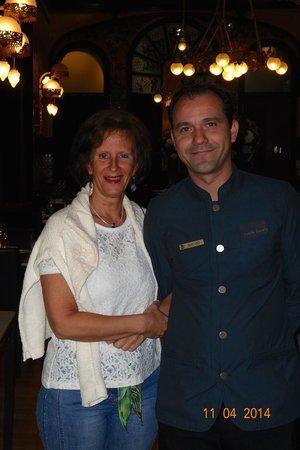Hotel España: Un personnel très sympathique et professionnel