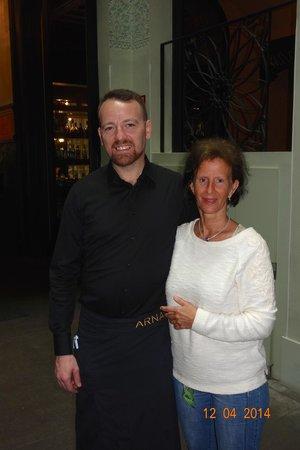 Hotel España: Un service sans faille