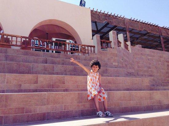 Club Oasis Marine : ma fille