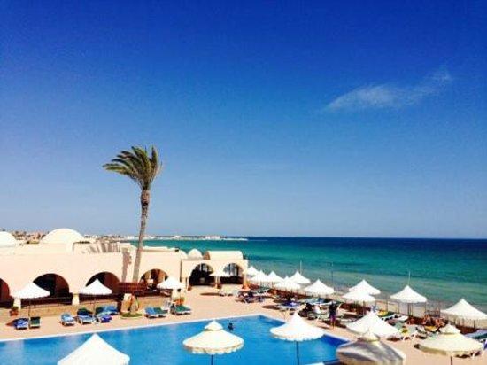 Club Oasis Marine : la mer