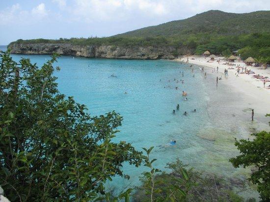 Mustique Suites Curacao: Strand Banda bou Playa Grandi