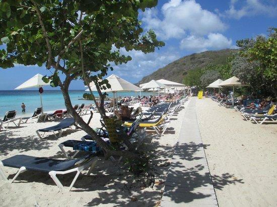 Mustique Suites Curacao: Strand PortoMarie