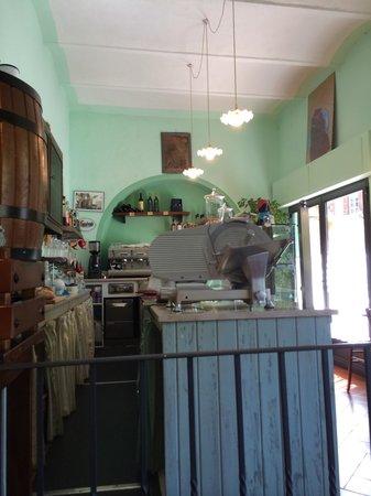 La Carabaccia: The bar