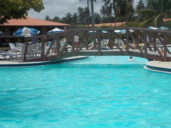 Salinas Maragogi All Inclusive Resort: Área da piscina