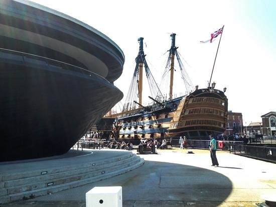 The Mary Rose Museum, Portsmouth Historic Dockyard: Two Sailing Era's