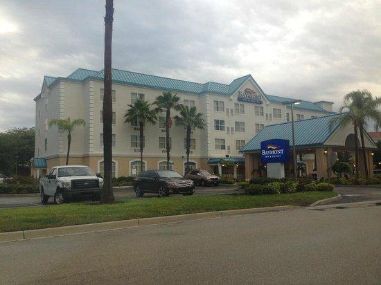 Baymont Inn & Suites Fort Myers Airport: Außenansicht front