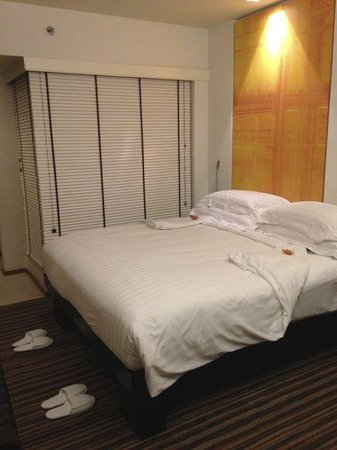 Dusit D2 Chiang Mai: Beds are really cozy!