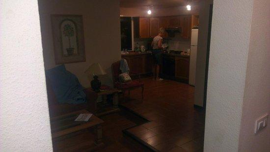 Los Cardones: кухня