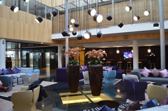 Radisson Blu SkyCity Hotel, Arlanda Airport: Lobby