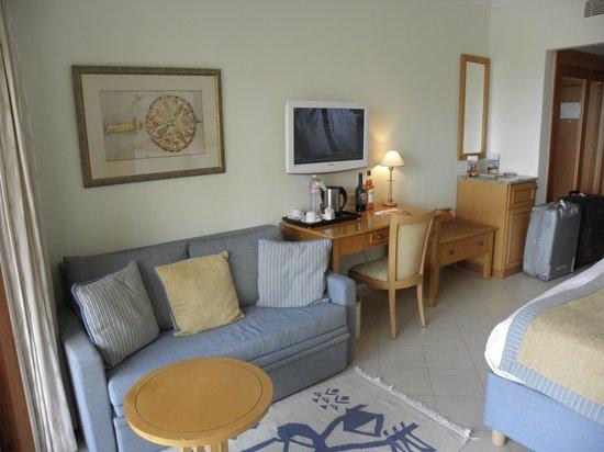 Movenpick Resort & Marine Spa Sousse : room
